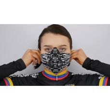 Как надевать маску Respro